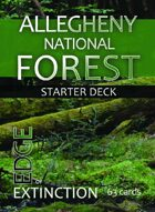 Allegheny National Forest Starter Deck