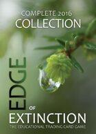 EDGE of EXTINCTION - Complete 2016 Collection