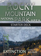 Rocky Mountain National Park Area Starter Deck