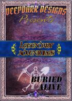Legendary Adventures - Buried Alive