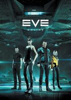 EVE Online Gallente Art Poker Deck (Standard Suit)