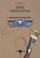 Apex Consulting: A Wild Skies Character Faction