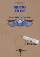 Briton Twins: A Wild Skies Character Faction