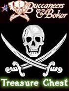 Buccaneers & Bokor Treasure Chest (Issues 1-3)