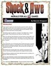 SHOCK & AWE: Morale for All D20 Games