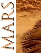MARS: The Roleplaying Game of Planetary Romance (d20 version)