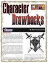 Character Drawbacks