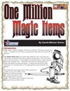 One Million Magic Items