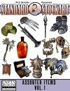 Standard Stock Art: Issue 8 - Assorted Items, Vol. 1