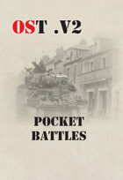 Old School Tactical Vol II: Pocket Battles