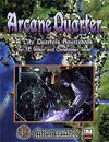 Arcane Quarter: A City Quarters Sourcebook