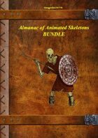 The Almanac of Animated Skeletons [BUNDLE]