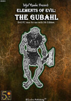 Elements of Evil: The Gubahl