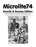 Microlite74 Swords & Sorcery 2e (No Art)