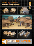 Samurai Village Builder I