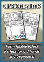 D&D 5th Edition Character Sheet