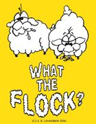 What the Flock King Size Charity Card Game