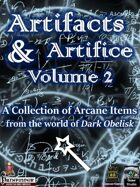 Artifacts & Artifice, Volume 2 (Pathfinder)