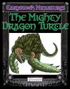 Cardstock Miniatures: The Dragon Turtle