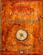 Forbidden Kingdoms - Master Codex Babbage Edition