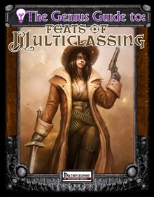 The Genius Guide to Feats of Multiclassing on DriveThruRPG.com