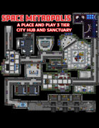 Space Metropolis: City of the Future