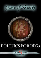 Game of Shields: Politics for RPGs