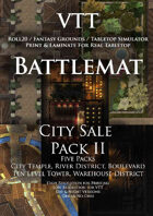 City Map Pack II [BUNDLE]