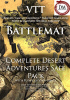 Complete Desert Adventures Sale Pack [BUNDLE]