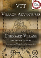 VTT Village Encounters -  Unesgard Village
