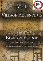 VTT Village Encounters -  Braeton Village