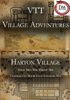 VTT Village Encounters -  Harton Village