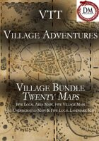 Village Adventures Bundle - 20 Maps [BUNDLE]