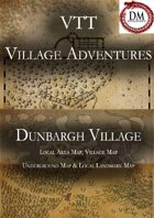 VTT Village Encounters -  Dunbargh Village