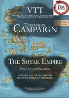 VTT Campaign Map - The Shyak Empire