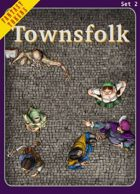 Fantasy Tokens Set 2: Townsfolk