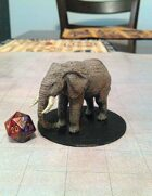 Elephant Miniature