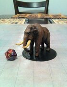 Mammoth Miniature!