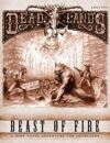Deadlands Dime Novel #1 - Beast of Fire