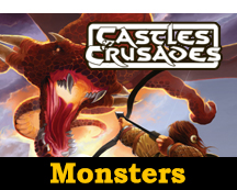 Castles & Crusades Monsters