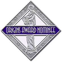 2013 Origins Awards Nominees